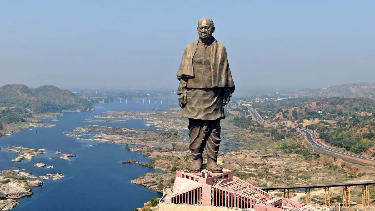 Statue of Unity - Best Travel Destinations of India