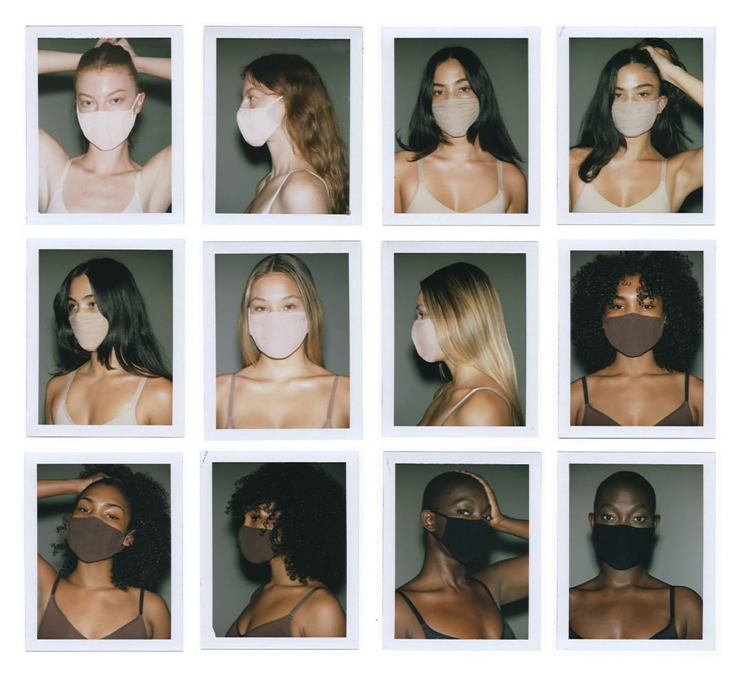 Kim Kardashian skims face masks get sold out within hours amidst ...