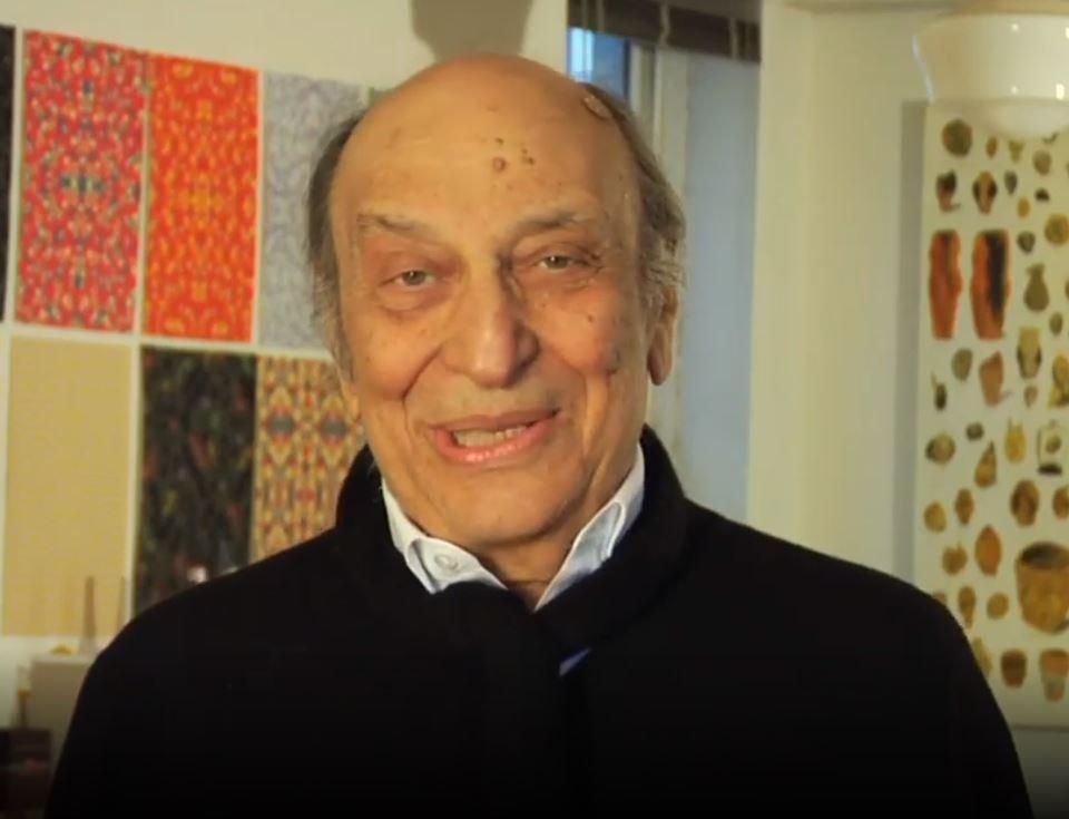 Milton Glaser, designer of 'I ♥ NY' logo, dead at 91