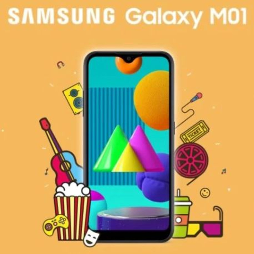 Samsung Galaxy M01 Price and Specifications