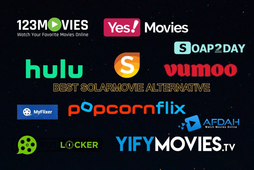 Solarmovie Alternative to Wach Movies and TV Shows Online