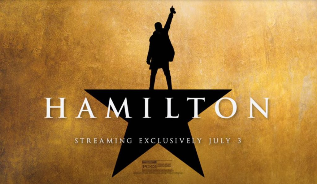 Disney+ Hamilton Movie Review