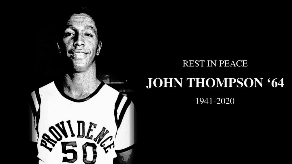 John Thompson dies aged 78