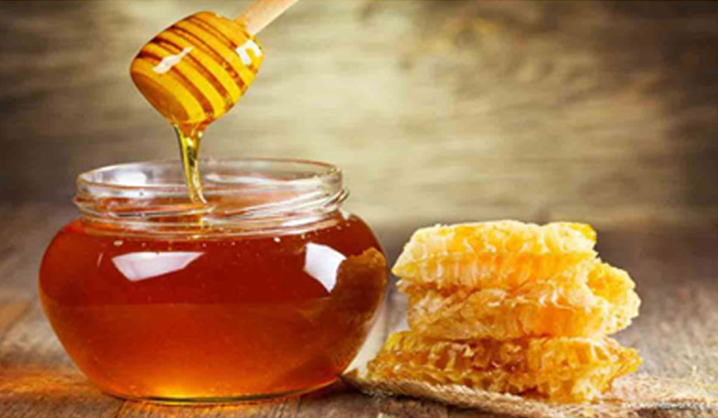 Honey to Get You In The Mood