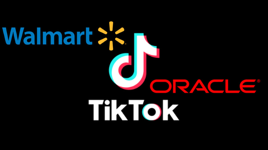TikTok deal with Oracle, Walmart