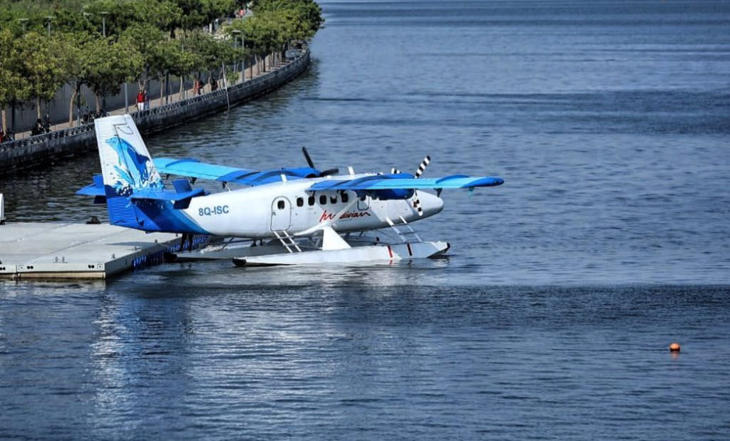 Seaplane operations in India Gujarat Ahmedabad to SOU