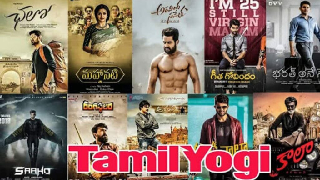TamilYogi Latest Tamil, Telugu & Hindi Movies Download Torrent Website