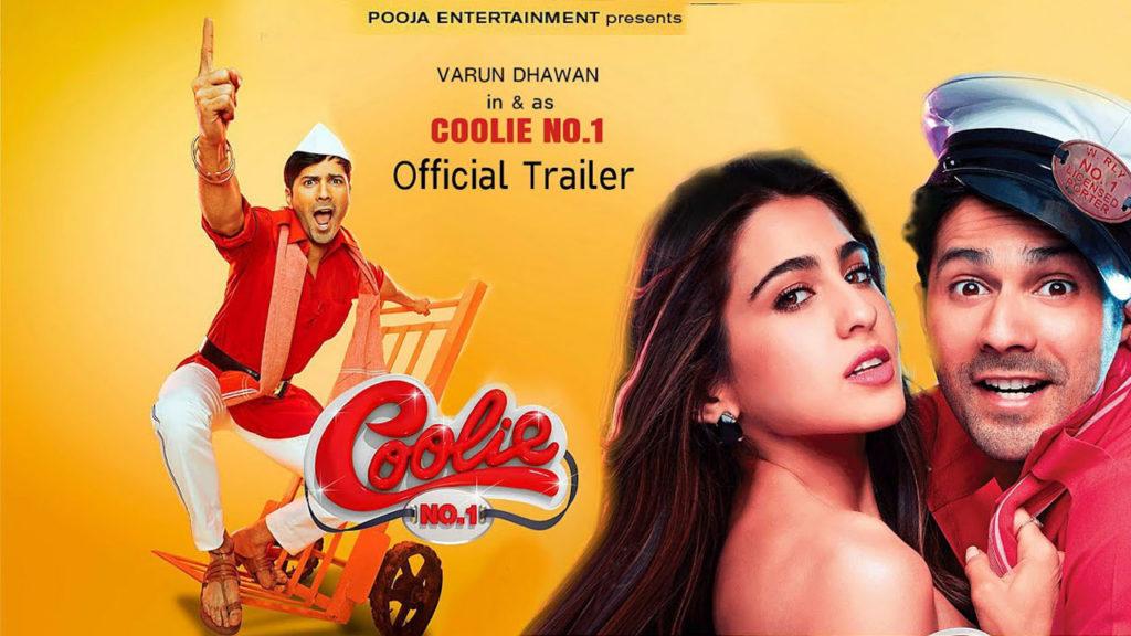 Coolie No 1 (2020) Full Movie Download Watch HD Filmywap, Filmyzilla
