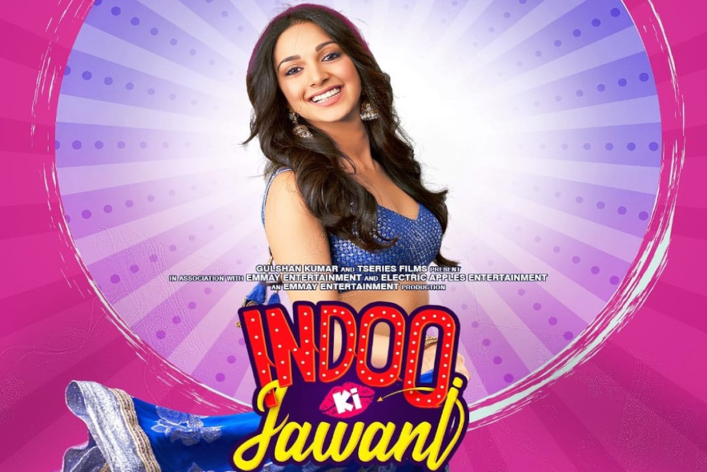 Indoo Ki Jawani Full Movie Download from Tamilrockers, Isaimini, Filmywap