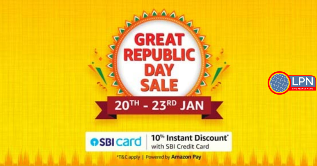 Amazon Great Republic Day Sale Best Price Discount Offers