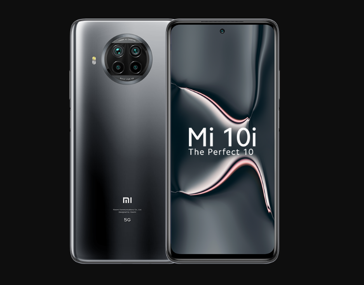 Buy Mi 10i on Amazon Sale