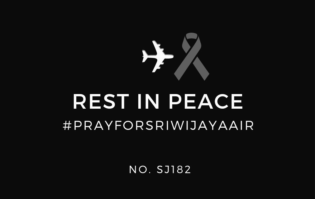 Indonesia Sriwijaya Air Flight SJ182 crashes after take-off with 62 people on board